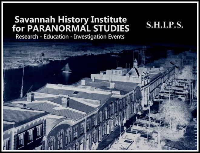 Savannah History Institute for Paranormal Studies, Things to do in Savannah for the Christmas Holidays