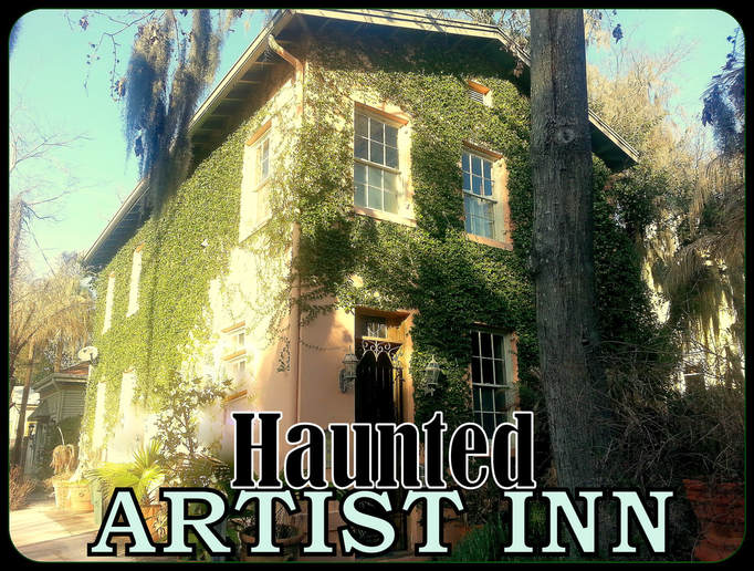 Haunted Artist Inn at Forsyth Park, location for A Gathering Ghost Stories and Grave Lore